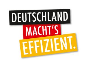 Deutschland machts effizient